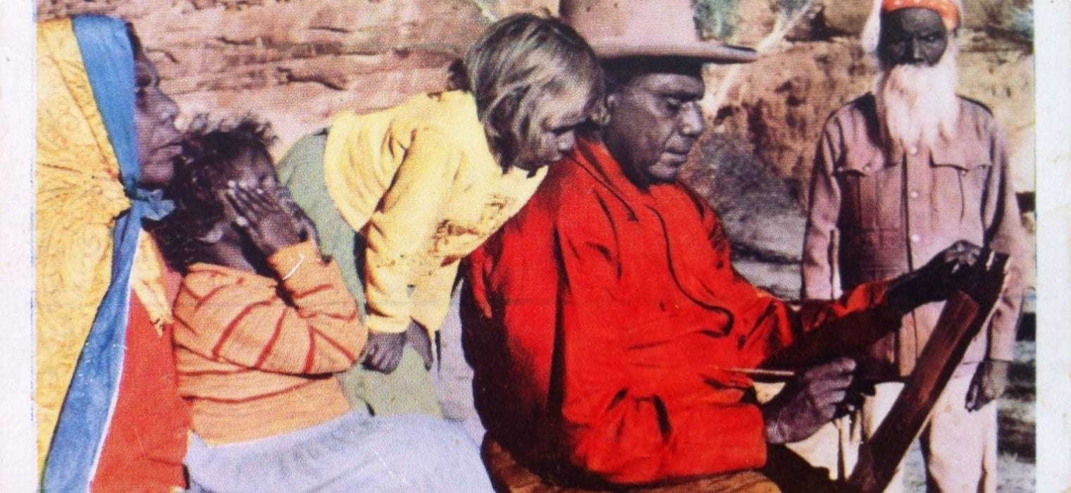 Albert Namatjira, painter