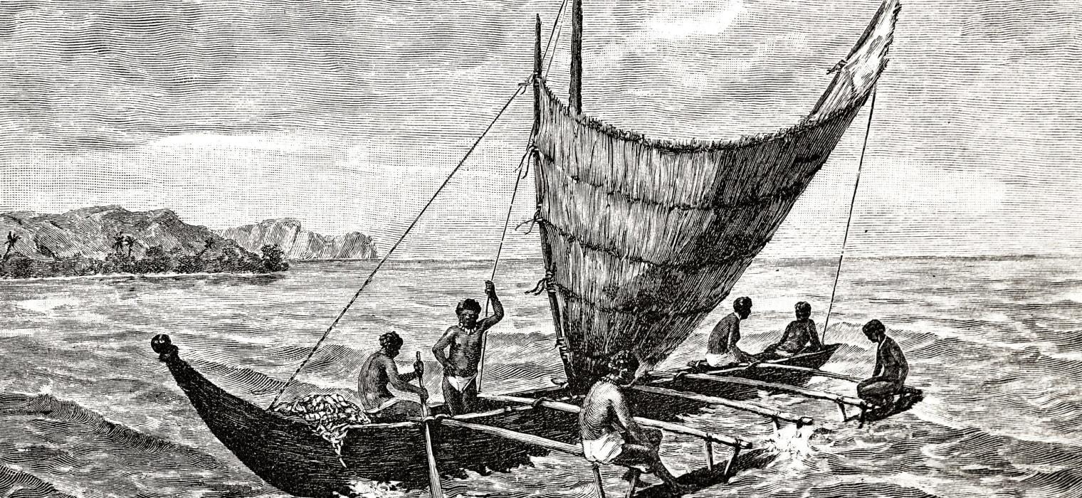 Australian Aboriginal Paths of Migration