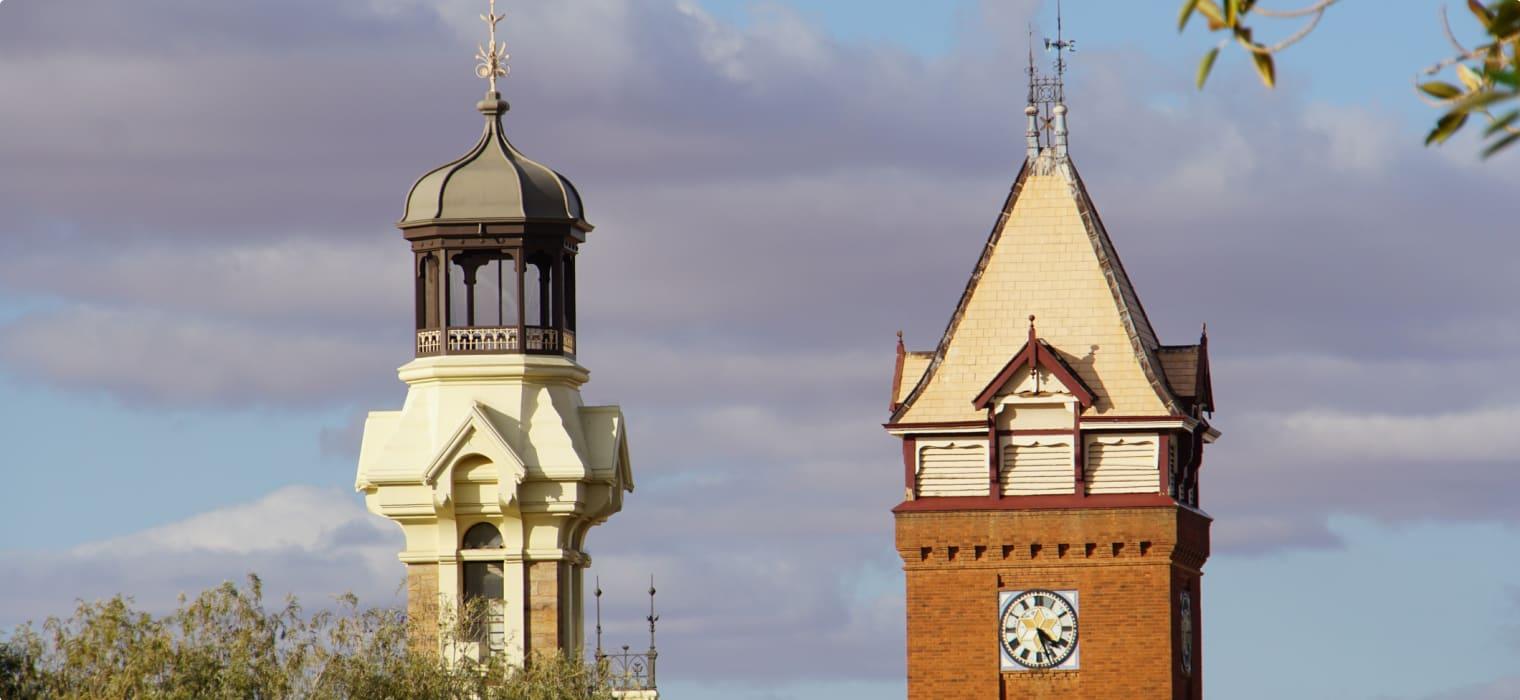 Historic Buildings of Broken Hill and Silverton