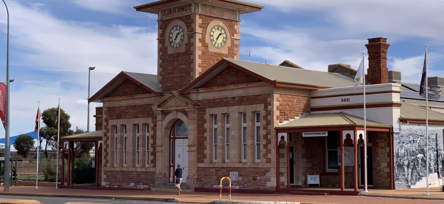 Menzies, Western Australia