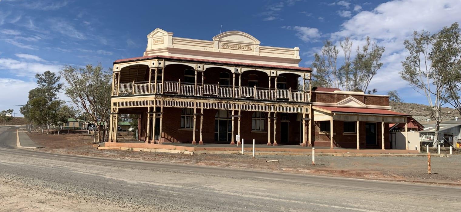 Gwalia hotel