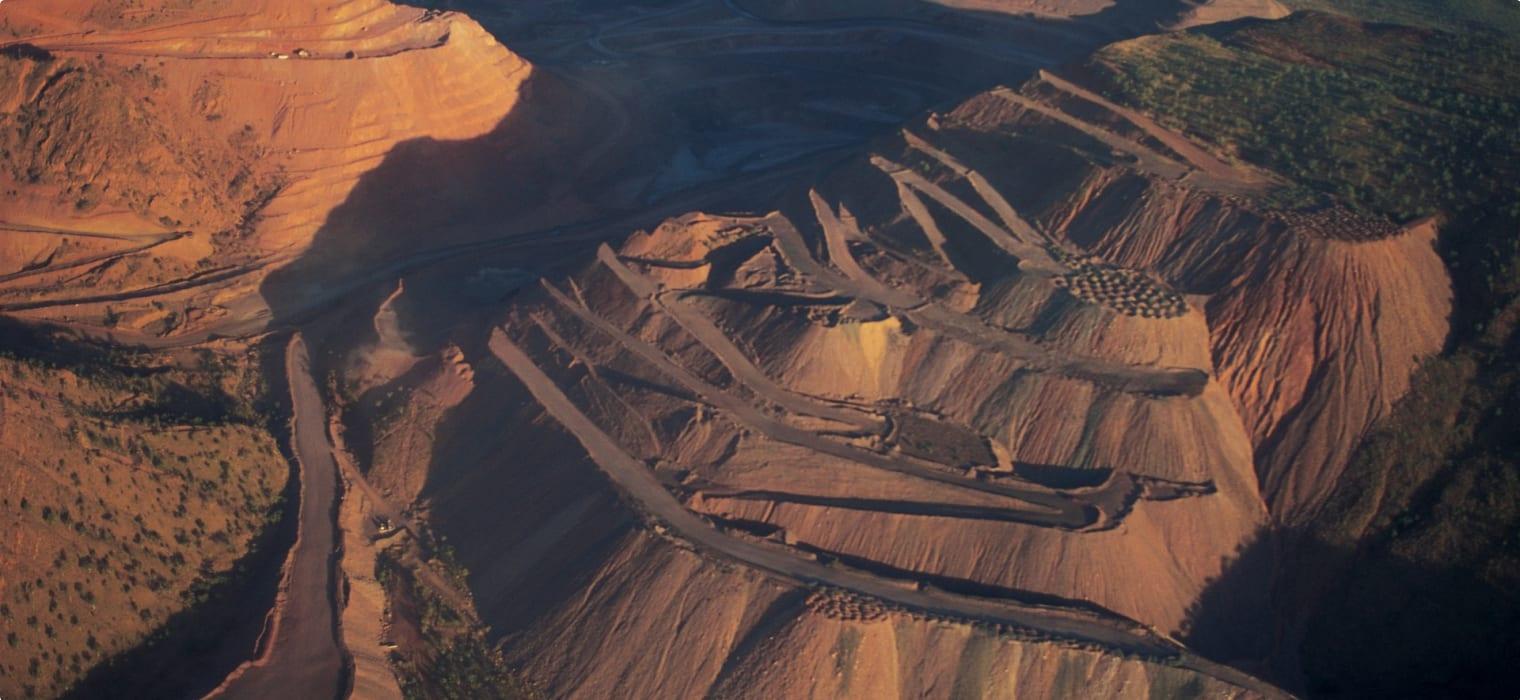 Argyle Diamond Mine, Western Australia