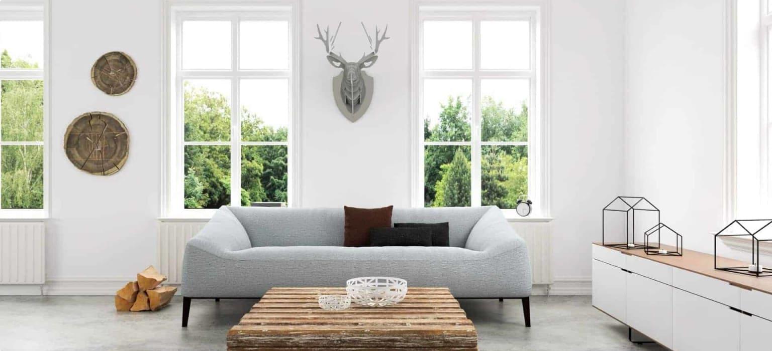 Scandinavian Design Furniture Decor