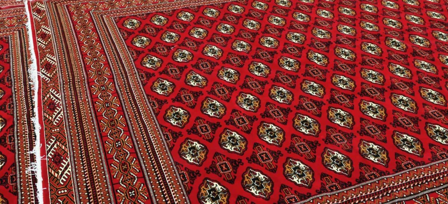 Turkmenistan, Carpet, pattern
