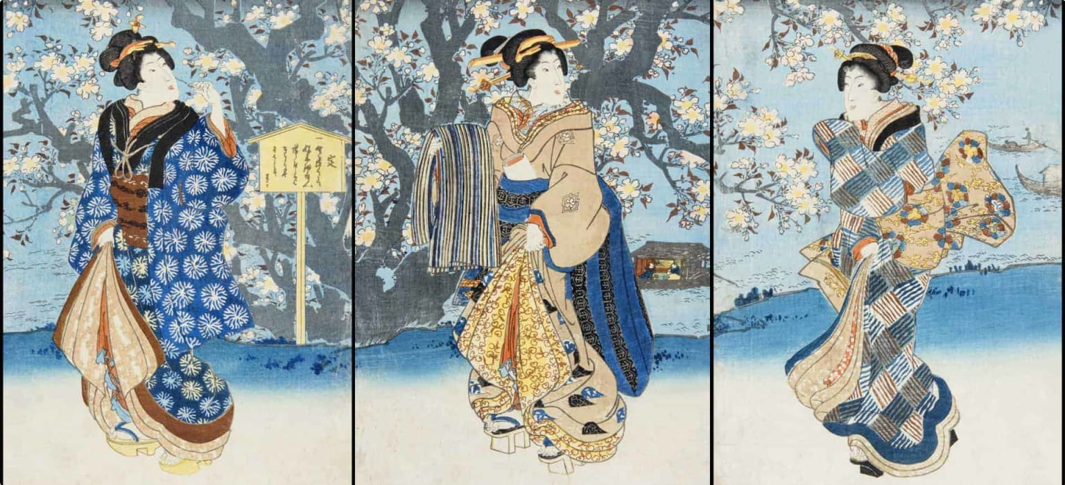 Ukiyo Edo Period