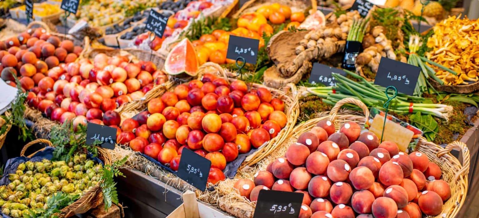 fresh food france