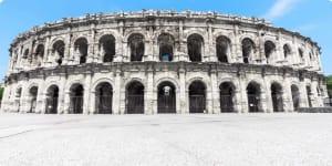 Romans in France