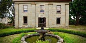 Narryna house Hobart