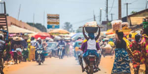 Tour of West Africa - Markets