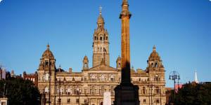 Liverpool, Newscastle, Glasgow