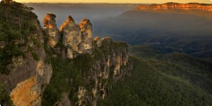 Blue Mountains with Odyssey Traveller