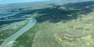 Kimberley and Pilbara explored by air