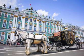 Hermitage St.Petersburg Russia