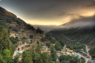 Masooleh village Iran