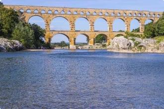 Pont du Gard provance