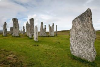 Callanish standing stones isle of lewis