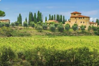 Tuscany Italy, Chianti region