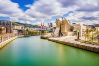 Guggenheim, Bilboa Spain