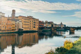 Ponte Vecchio, Arno River, Florence