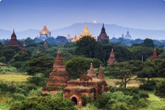 Small Group Discovering Myanmar