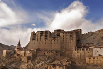 Leh Monastery, India