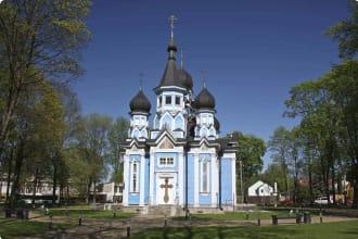 Druskininkai Church Lithuania