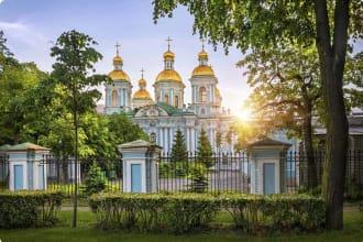 St. Nicholas Cathedral St.Petersburg