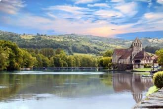 Beaulieu sur Dordogne Correze France