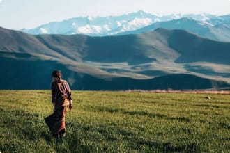 Armenia, Caucasus mountains