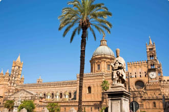Cathedral of Palermo, Sicily Italy