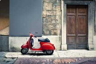 Italy, vintage, travel