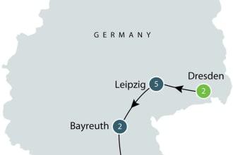 Wagner tour Leipzig