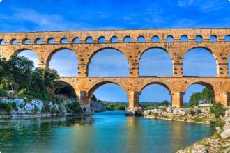 Pont du Gard, Languedoc-Rousillon, France