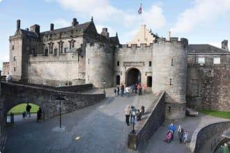 Stirling Castle, Stirling, Scotland