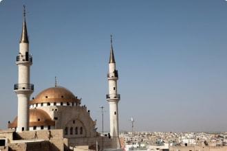 Madaba in Jordan