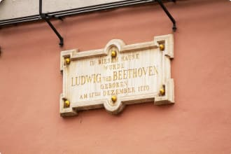 Birthplace of Beethoven, Bonn, Germany