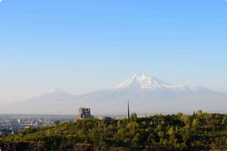 Mount Ararat - Yerevan, Armenia