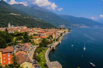 Lake Maggiore, Cannobio