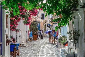 exploring Crete