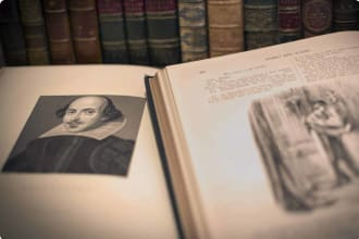 Library, Shakespeare