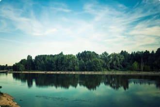 The Seine, Loire Valley
