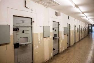 Stasi prison, Germany
