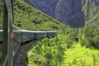 Sacred Valley, Train