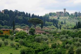 Tuscan Countryside I - Italia