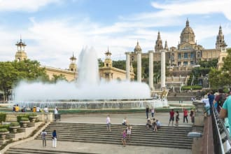 Palace of Montjuic, Barcelona