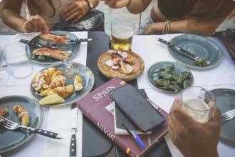 Barcelona Spain Food Tapas