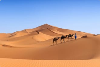Morocco tours desert