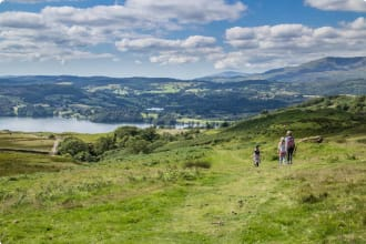 Lakes District tours, windermere