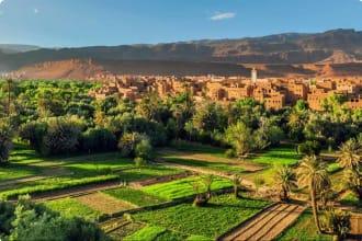 Tenehir, Dades Valley, Morocco