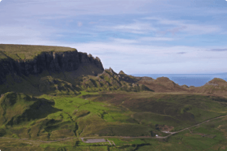 Tours of Scotland and Shetland